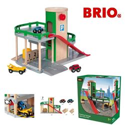 Garage Brio le grenier aux jouets - spécialiste des jouets en bois - saint