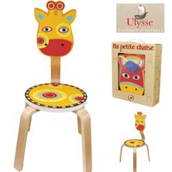 Le grenier aux jouets sp cialiste des jouets en bois saint etienne ulysse chaise en bois - Mobilier jardin d ulysse saint etienne ...